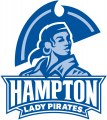 Hampton Pirates 2007-Pres Alternate Logo 04 decal sticker