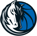Dallas Mavericks 2017 18-Pres Alternate Logo 01 decal sticker