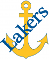 Lake Superior State Lakers 2000-Pres Primary Logo decal sticker