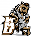 Western Michigan Broncos 2002-2015 Mascot Logo decal sticker