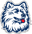 UConn Huskies 1996-2012 Primary Logo iron on sticker