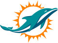 Miami Dolphins 2013-2017 Primary Logo decal sticker