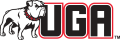 Georgia Bulldogs 1996-2000 Alternate Logo 02 iron on sticker