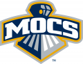 Chattanooga Mocs 2008-2012 Secondary Logo iron on sticker