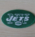 New York Jets Embroidery logo