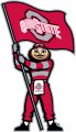 Ohio State Buckeyes 2003-2012 Mascot Logo 05 decal sticker
