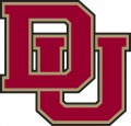 Denver Pioneers 2007-Pres Primary Logo decal sticker