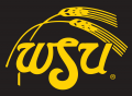 Wichita State Shockers 1980-2009 Alt on Dark Logo decal sticker