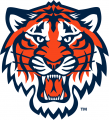 Detroit Tigers 1994-2006 Partial Logo decal sticker
