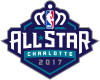 NBA All-Star Game Decal Sticker
