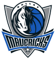 Dallas Mavericks 2001 02-2016 17 Primary Logo decal sticker