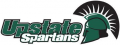 USC Upstate Spartans 2009-2010 Alternate Logo decal sticker