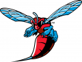 Delaware State Hornets 2004-Pres Primary Logo decal sticker