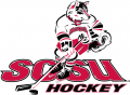 St.Cloud State Huskies 2000-2013 Misc Logo 01 iron on sticker