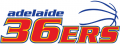 Adelaide 36er 2013 14-Pres Primary Logo decal sticker