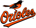 Baltimore Orioles 2009-2018 Primary Logo iron on sticker
