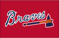 Atlanta Braves 2005-2013 Jersey Logo decal sticker