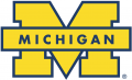Michigan Wolverines 1996-Pres Secondary Logo 01 iron on sticker