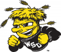 Wichita State Shockers 1992-2009 Secondary Logo decal sticker