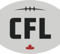 Canadian Football League 2016-Pres Primary Logo decal sticker