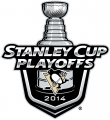 Pittsburgh Penguins 2013 14 Event Logo decal sticker