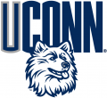 UConn Huskies 1996-2012 Alternate Logo 04 iron on sticker