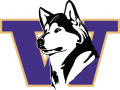 Washington Huskies 1995-2000 Primary Logo decal sticker