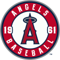 Los Angeles Angels 2012-Pres Alternate Logo iron on sticker
