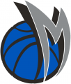 Dallas Mavericks 2001 02-2013 14 Alternate Logo decal sticker