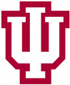 Indiana Hoosiers 2002-Pres Alternate Logo 02 decal sticker