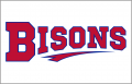 Buffalo Bisons 2013-Pres Jersey Logo iron on sticker