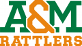 Florida A&M Rattlers 2013-Pres Wordmark Logo 11 decal sticker