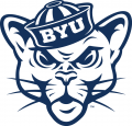 Brigham Young Cougars 2015-Pres Secondary Logo 02 iron on sticker