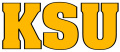 Kennesaw State Owls 2000-2011 Wordmark Logo 02 decal sticker