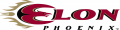 Elon Phoenix 2000-2015 Wordmark Logo iron on sticker