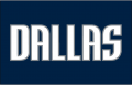 Dallas Mavericks 2001 02-2009 10 Jersey Logo decal sticker