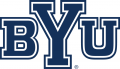 Brigham Young Cougars 2015-Pres Secondary Logo iron on sticker