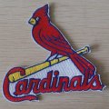 St. Louis Cardinals Embroidery logo