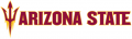 Arizona State Sun Devils 2011-Pres Wordmark Logo 17 iron on sticker