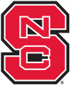 North Carolina State Wolfpack 2006-Pres Primary Logo iron on sticker