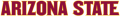 Arizona State Sun Devils 2011-Pres Wordmark Logo 10 iron on sticker
