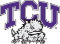 TCU Horned Frogs 1995-Pres Primary Logo decal sticker