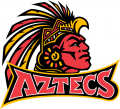 San Diego State Aztecs 1997-2001 Primary Logo decal sticker