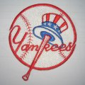 New York Yankees Embroidery logo