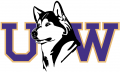 Washington Huskies 1995-2000 Secondary Logo decal sticker