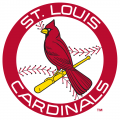 St.Louis Cardinals 1965 Primary Logo decal sticker