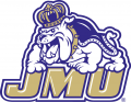 James Madison Dukes 2013-2016 Alternate Logo 04 iron on sticker