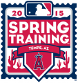 Los Angeles Angels 2015 Event Logo iron on sticker