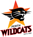 Perth Wildcats 2002 03-Pres Primary Logo decal sticker