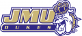 James Madison Dukes 2013-2016 Alternate Logo 05 iron on sticker